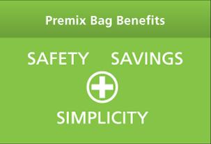 Premix Bag Benefits
