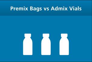 Premix vs Admix Vials